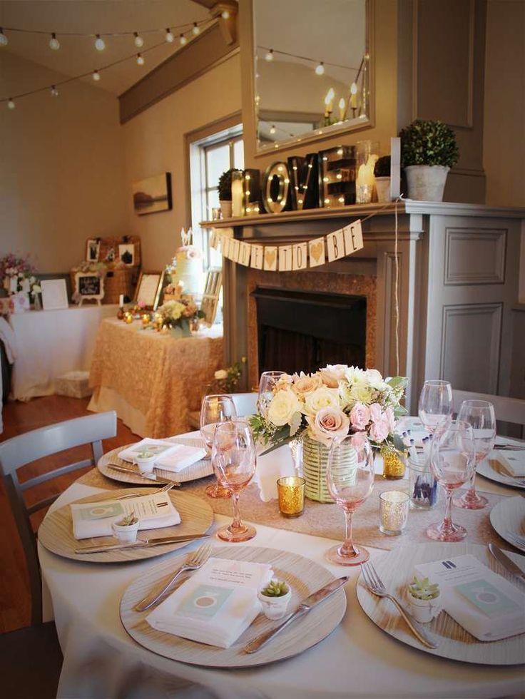 Mariage - Bridal/Wedding Shower Party Ideas