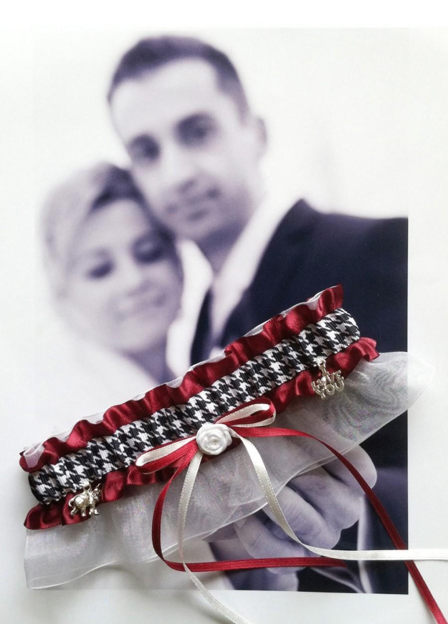 Mariage - Wedding Garter Alabama!   -   Roll Tide