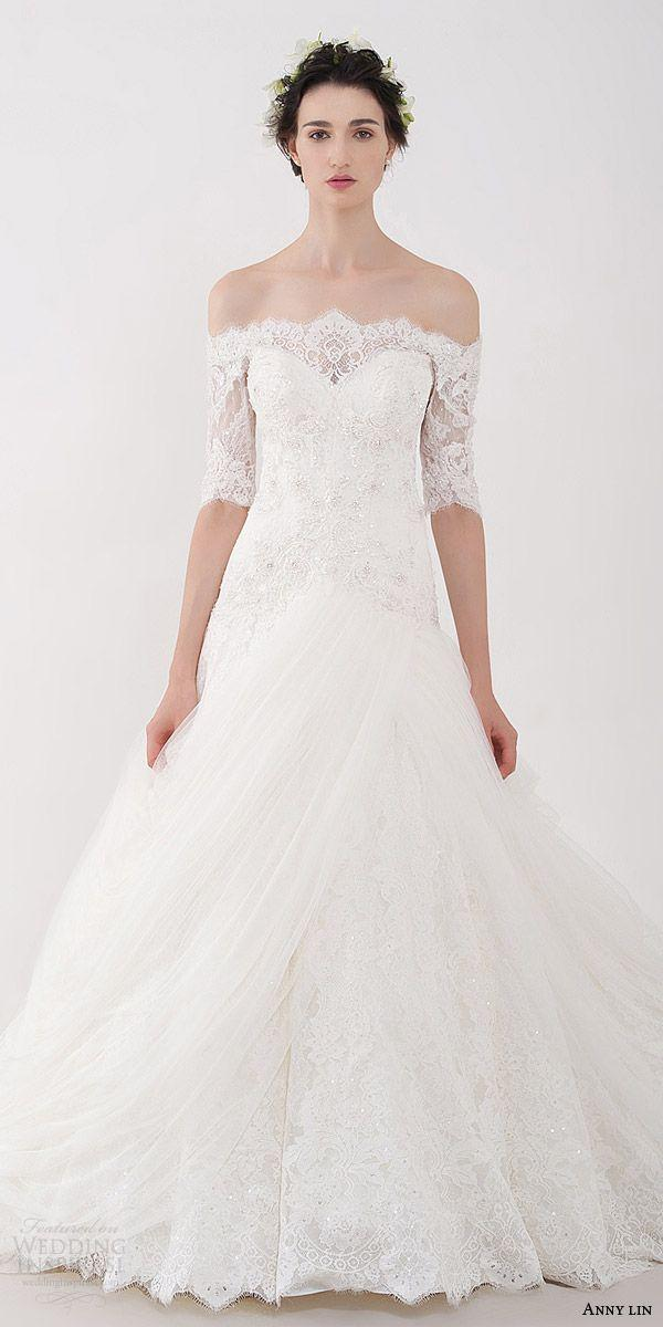 Свадьба - Anny Lin Wedding Dresses 2016