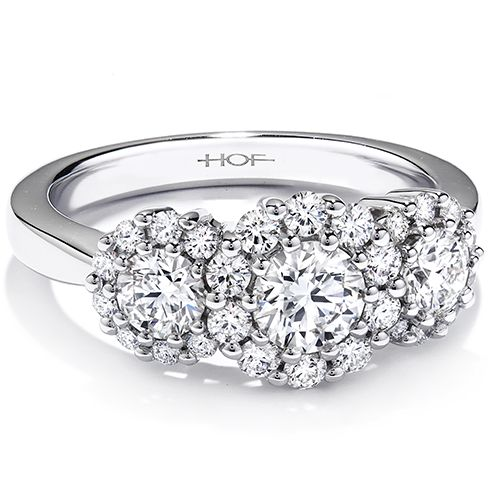 Mariage - Brilliant Hearts On Fire Engagement Rings