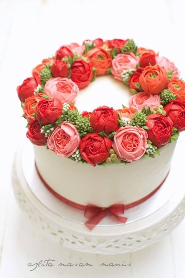 Korean Birthday Cake Ideas