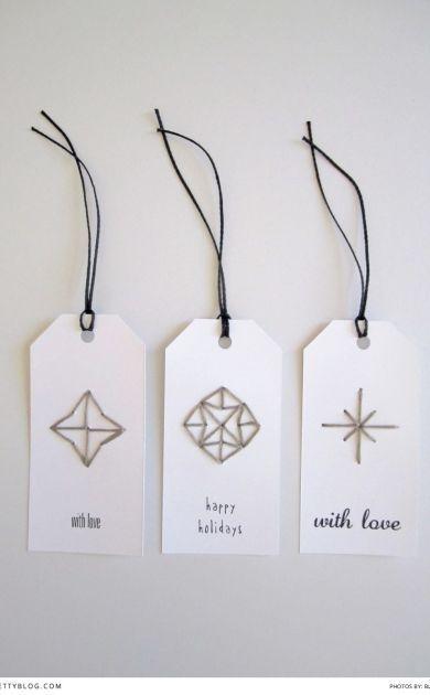 Mariage - Blankspace DIY Gift Tags