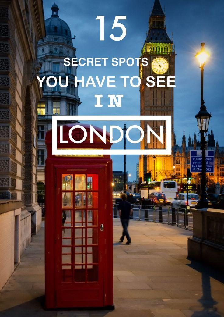 Свадьба - 15 Amazing Secret Spots You Have To See In London! - Hand Luggage Only - Travel, Food & Photography Blog
