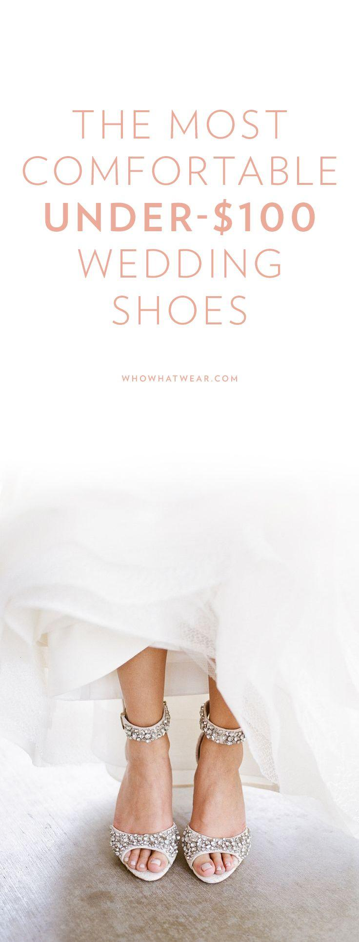 Свадьба - Under-$100: The Most Comfortable Shoes To Wear To A Wedding