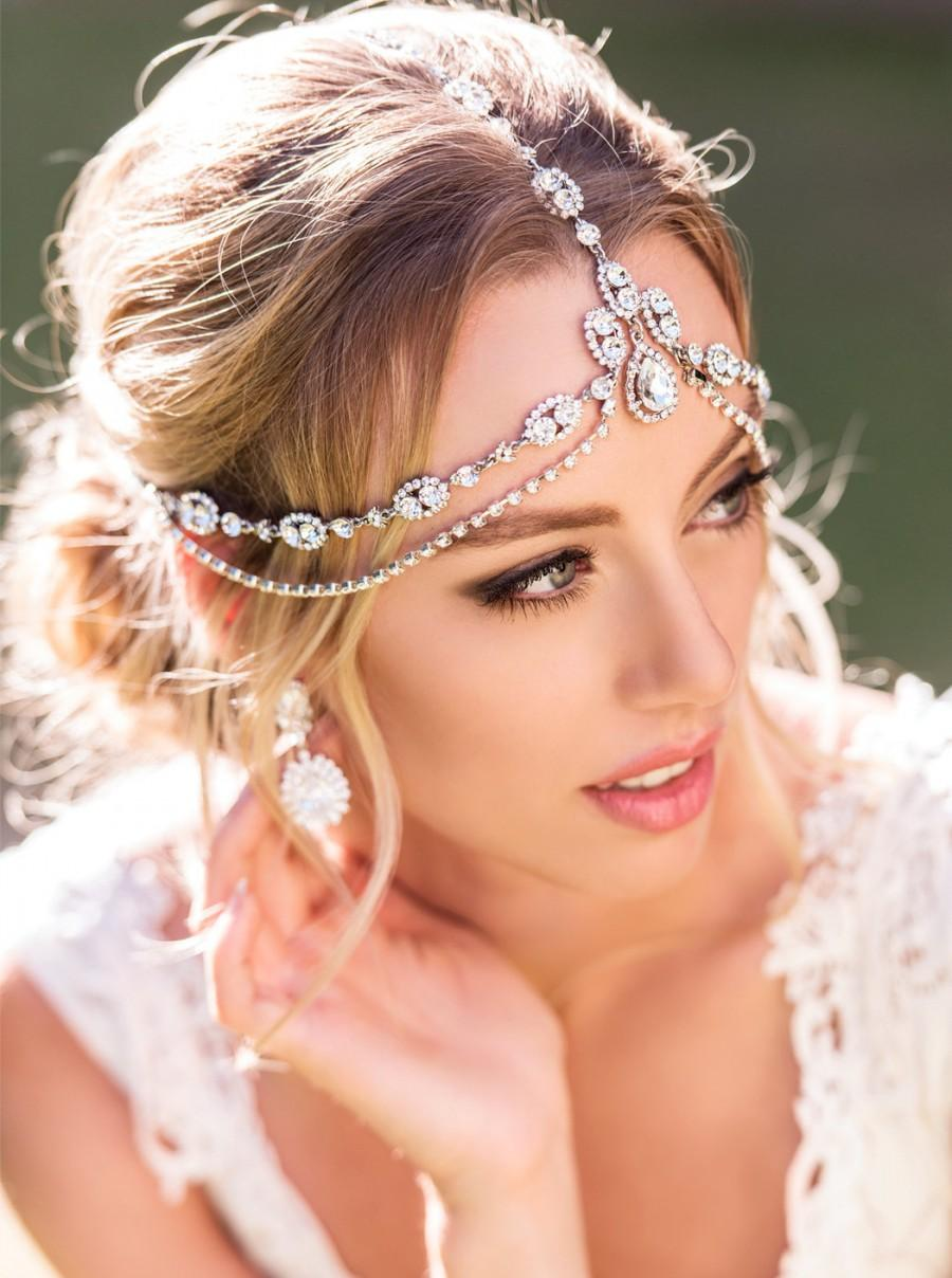 Bohemian Wedding Hair Accessory Bridal Headpiece Bohemian Wedding
