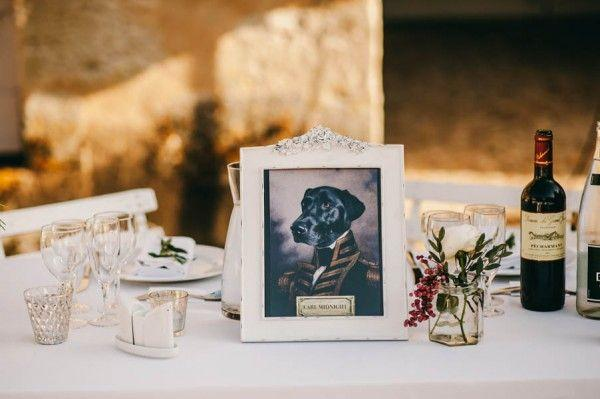 Свадьба - Thoughtful French Wedding At Majestic Chateau
