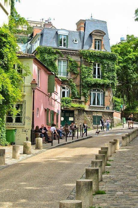 Mariage - Montmartre, Paris