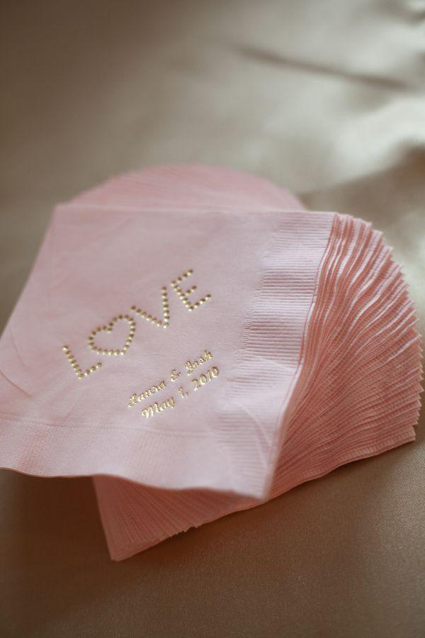 Hochzeit - Blush Pink Gold Wedding Inspiration