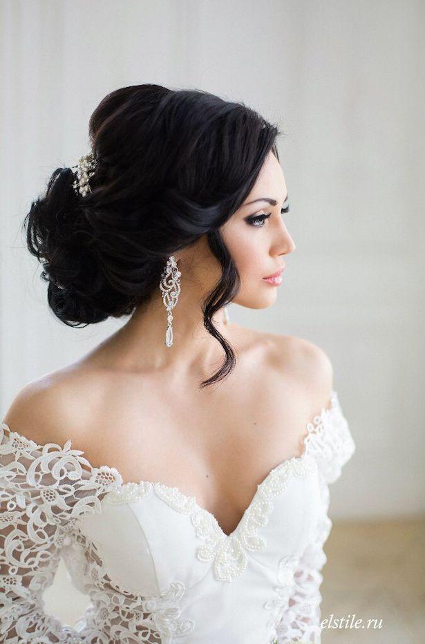 самые красивые лучшие свадебные прически