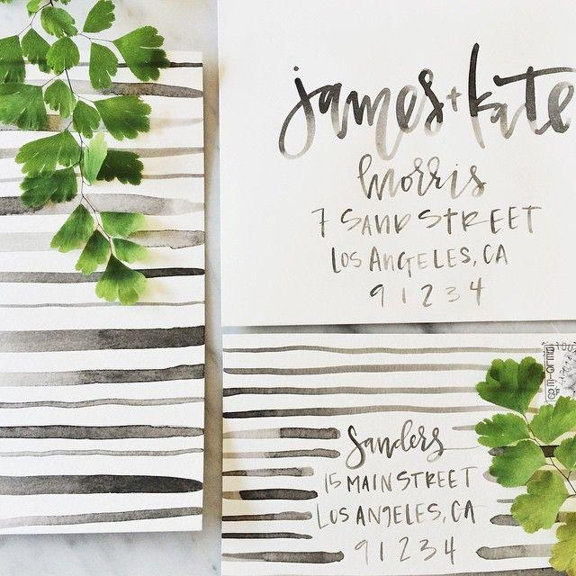 Mariage - My Favorite Lettering Tools.