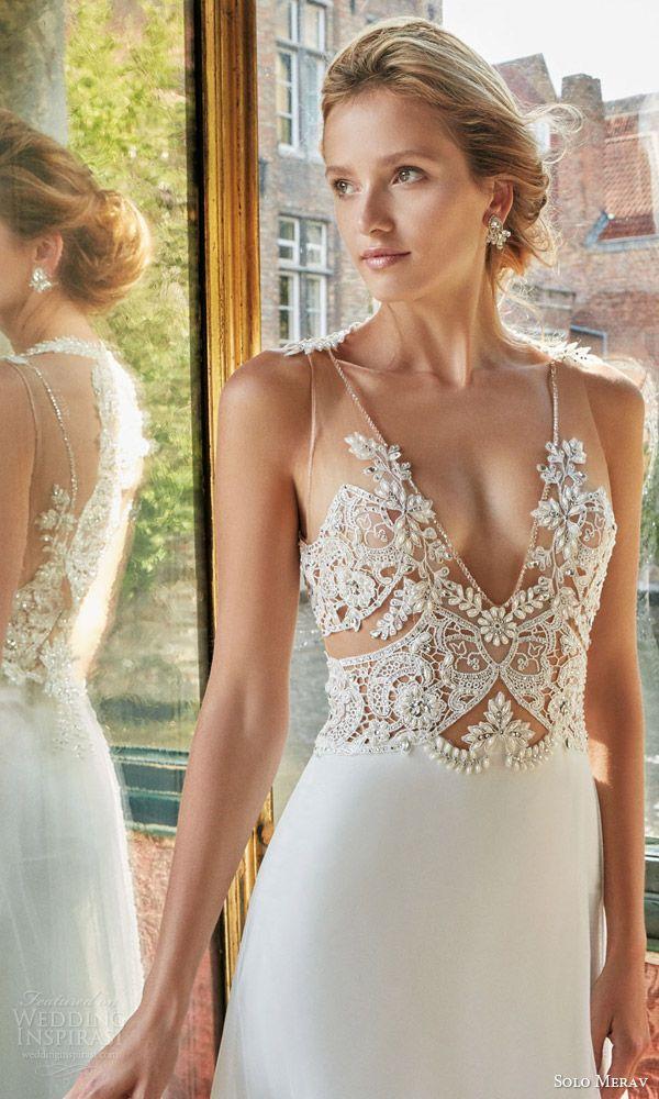 Wedding - Solo Merav 2016 Wedding Dresses —   Interview With Designer Merav Solo