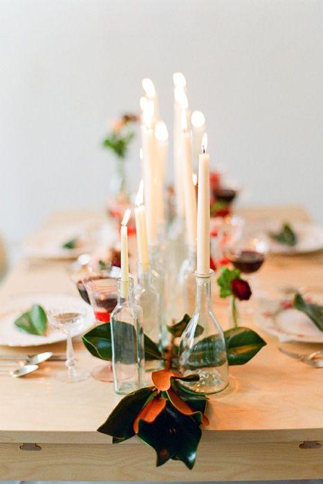 Mariage - Creative Non-Floral Wedding Centerpieces