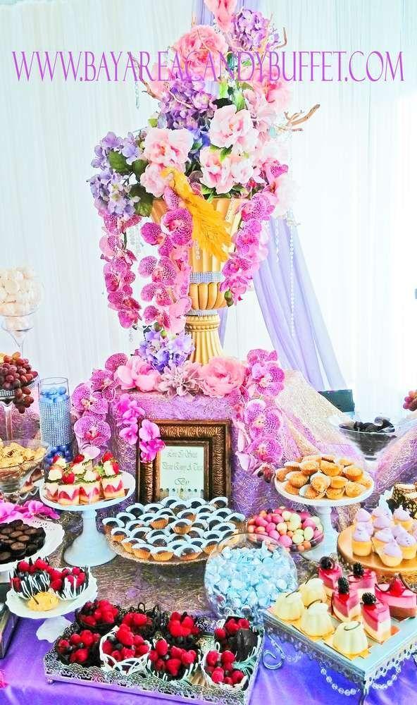 Свадьба - Spring Luxury Wedding Bridal/Wedding Shower Party Ideas