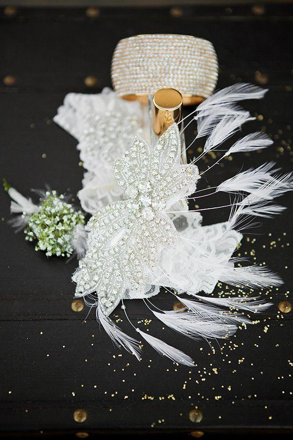 Mariage - A Great Gatsby Wedding Inspiration