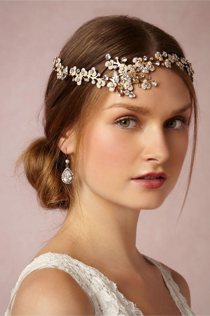 Mariage - Bridal Headpieces From Enchanted Atelier By Liv Hart 2015