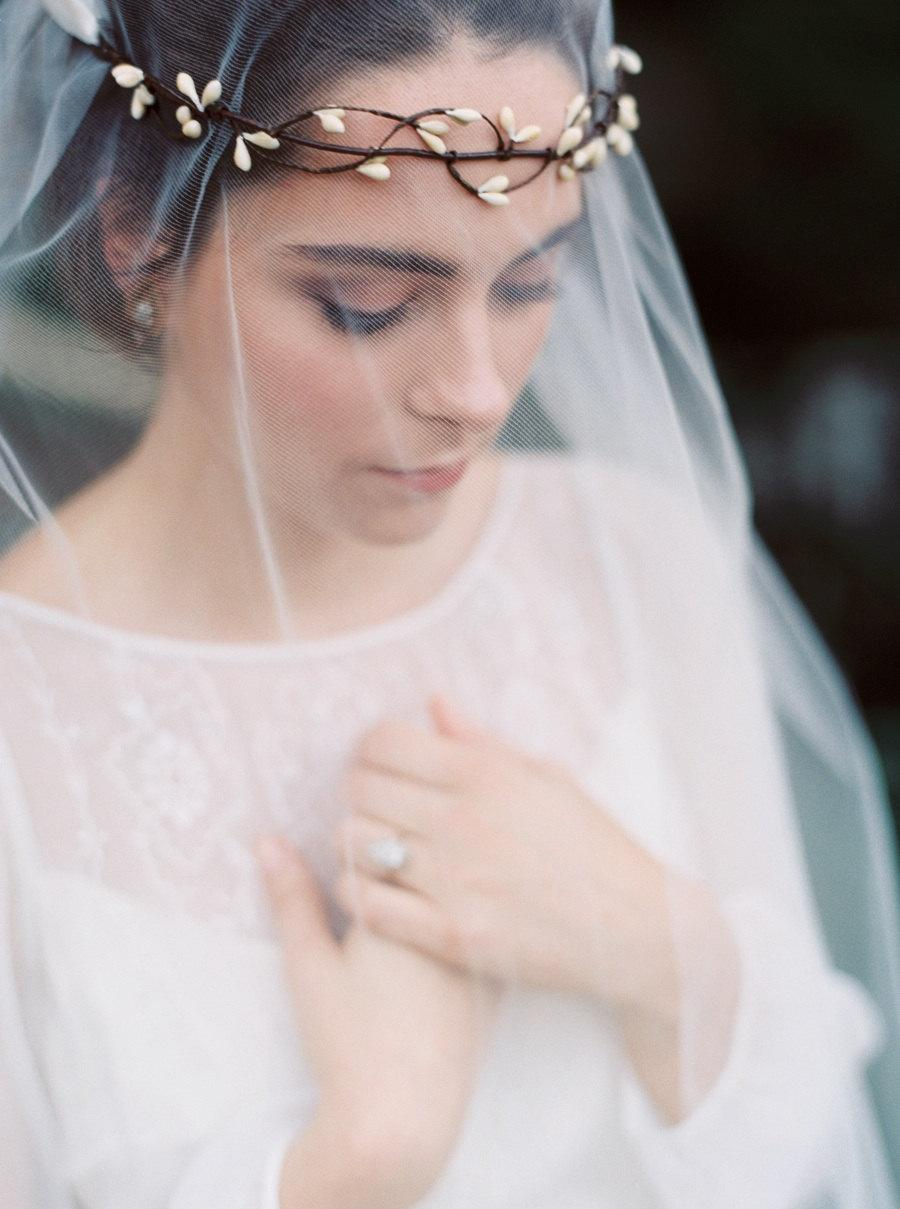 Hochzeit - Rustic crown, Woodland wedding circlet, Bridal headpiece, Rustic wedding crown, Bridal crown, Woodland hair wreath, Wedding Hair