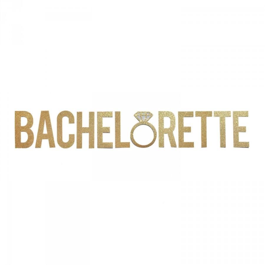 Bachelorette Banner Bachelorette Party Decoration Sign