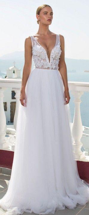 Свадьба - Julie Vino 2016 - Santorini Collection