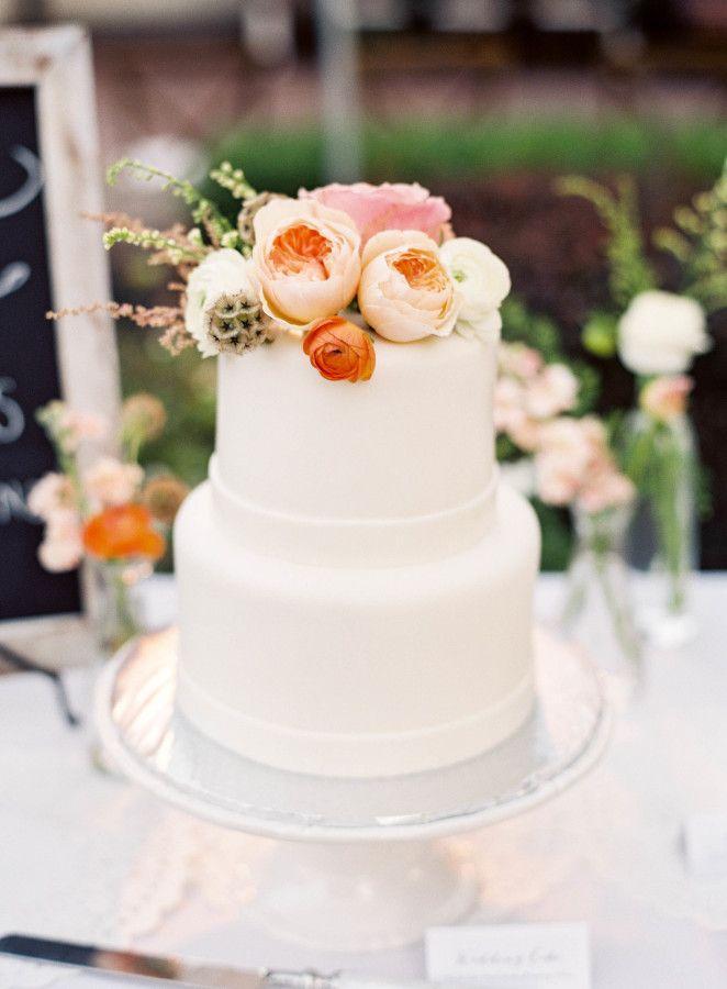 Свадьба - Intimate   Romantic Outdoor Summer Wedding