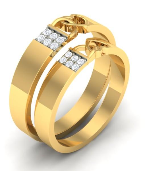 Свадьба - Wedding Diamond Rings The Moriah Couple Bands