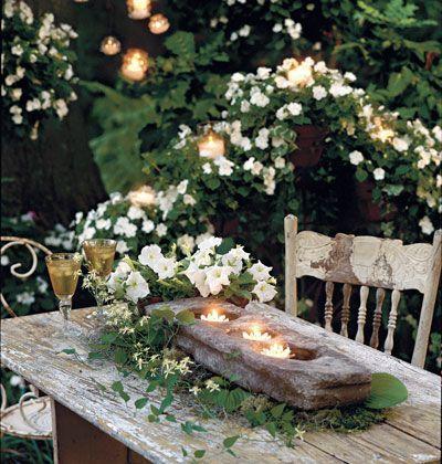 Wedding - Garden: Decor, Sheds & Ideas
