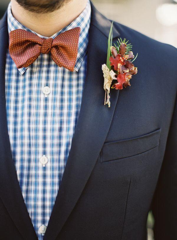 Mariage - 26 Winter Wedding Groom's Attire Ideas