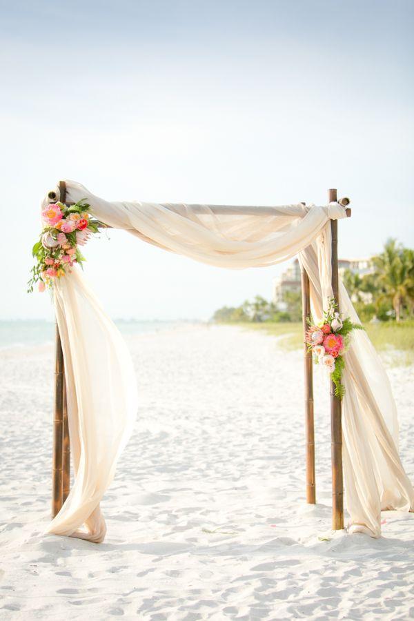 Свадьба - 35 Gorgeous Beach Themed Wedding Ideas