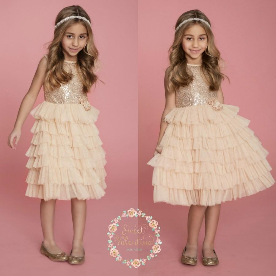 Flower Girl Dresses #7 - Weddbook