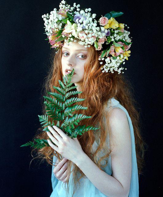 Свадьба - ❀Flower Maiden Fantasy❀