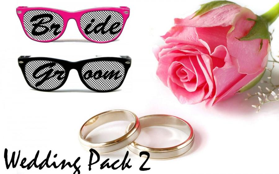 Bride Sunglasses  bride sunglasses pack wayfarer wedding sunglasses bride groom