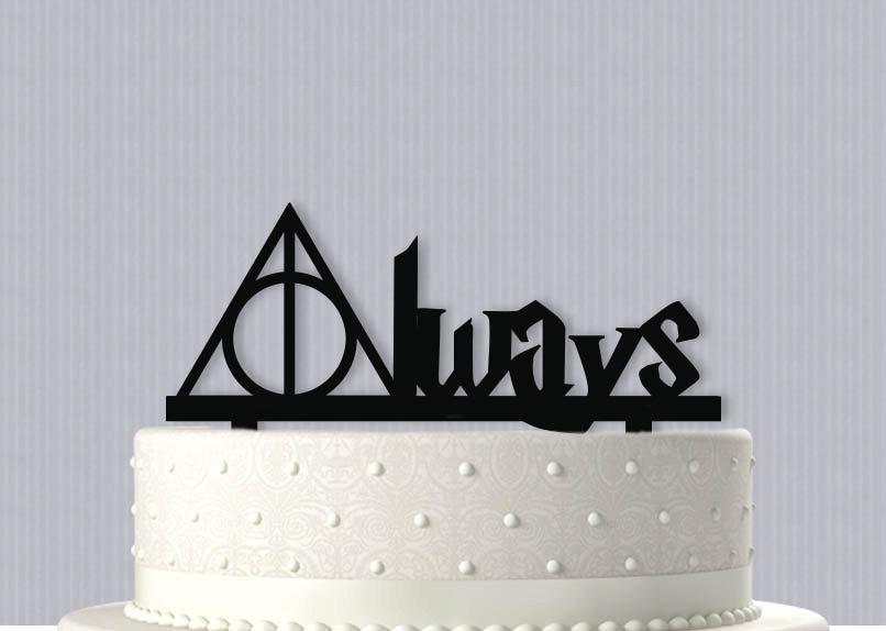 زفاف - Always Cake Topper