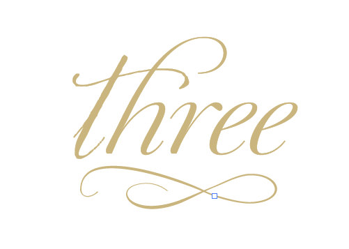 Mariage - Classic Calligraphy Matte Gold Wedding Table Number Set 5x7 Signs