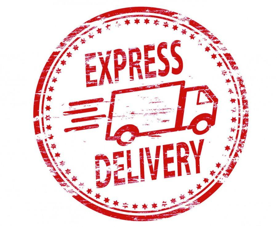 Wedding - USA and EU Additional Cost of Express Delivery for  3-5 days. Please leave your phone no. on checkout