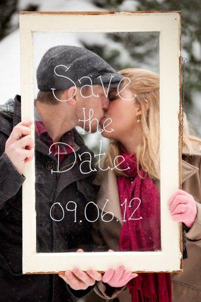 Свадьба - 30 Ways To Save The Date With Your Engagement Shoot