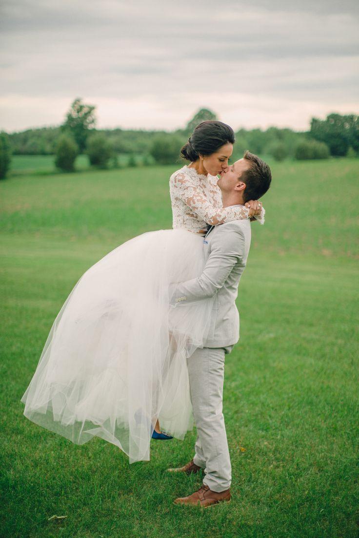 "Wedding - Miss Wisconsin Says ""I Do"" In A Breathtaking Rustic Chic Wedding"