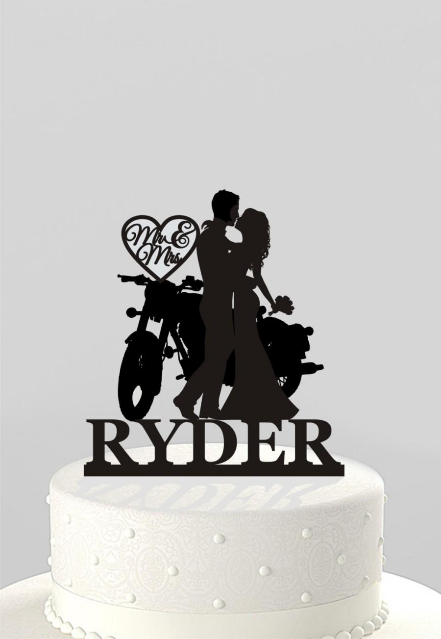 Wedding Ideas - Motorcycle - Weddbook