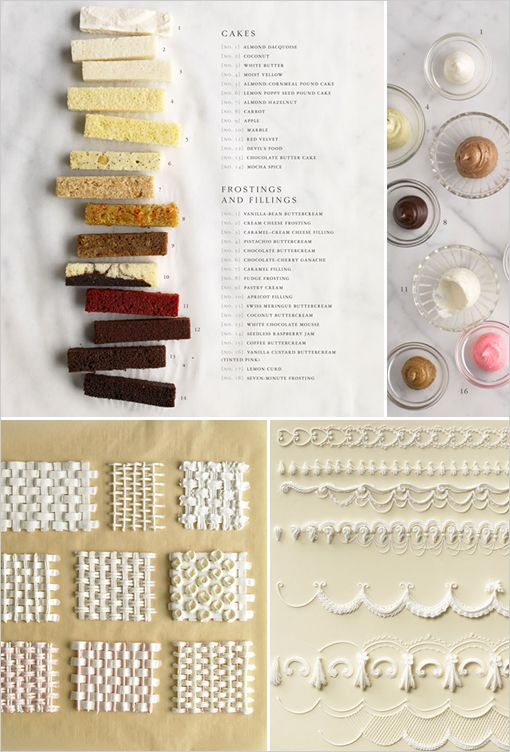 Wedding Cake Inspiration From Martha Stewart