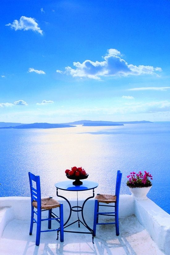 Mariage - 15 Romantic And Dreamy Patios Of Greece