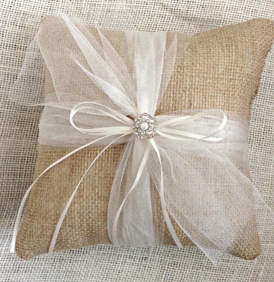 pocket ring romantic party satin itm pillow diamond cushion wedding bearer bowknot