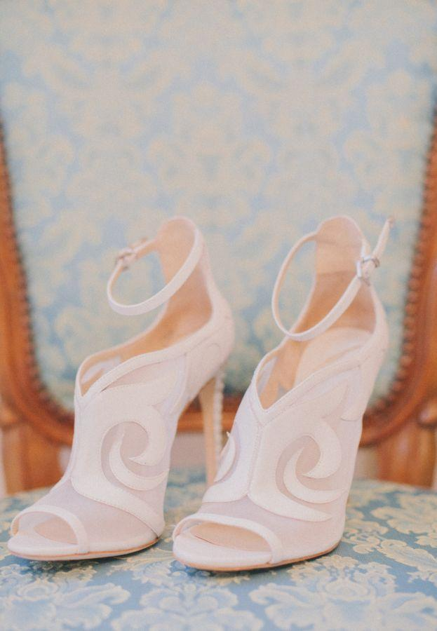 Wedding - Elegant Spring Wedding In Normandy, France