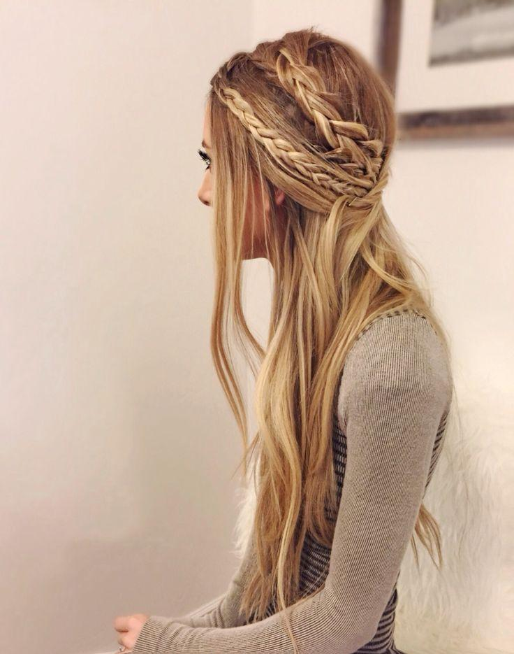 40 Adorable Hippie Hairstyles To Make You Look Cool 2481554