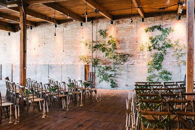 Свадьба - Industrial Harvest Wedding In Chicago: Dondra   Chi