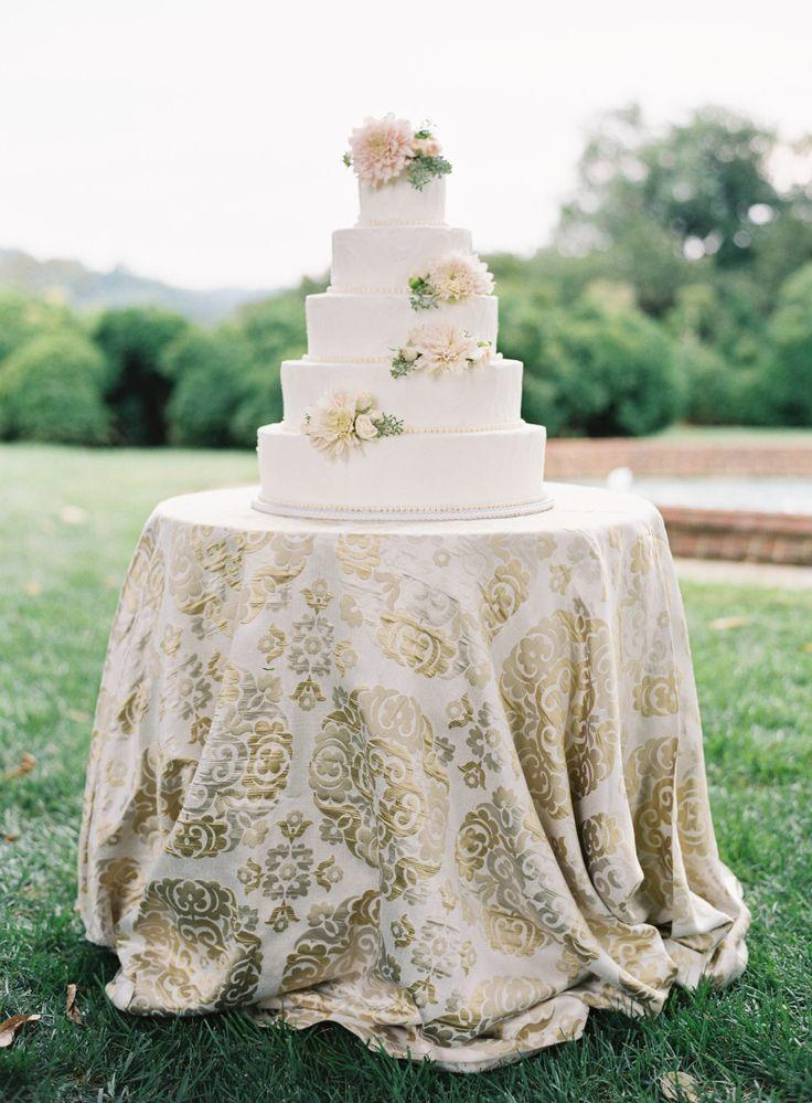 Wedding - At-Home Wedding In The Blue Ridge Mountains