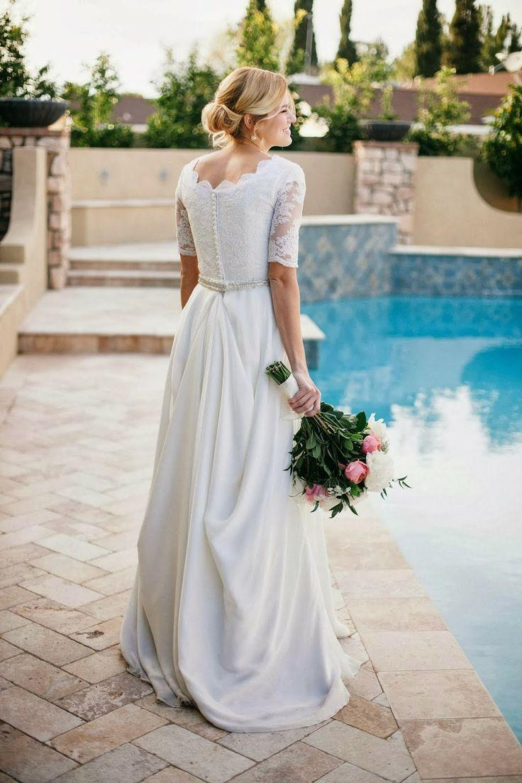 Свадьба - The Discriminating Bride: Our Bride Brimley