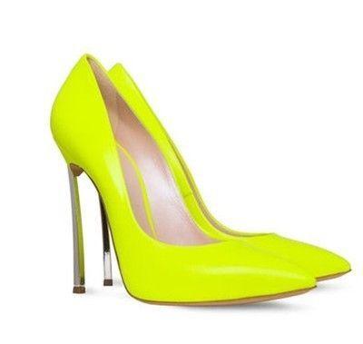 Hochzeit - Stiletto Thin Heel Pointed Toe High Heels