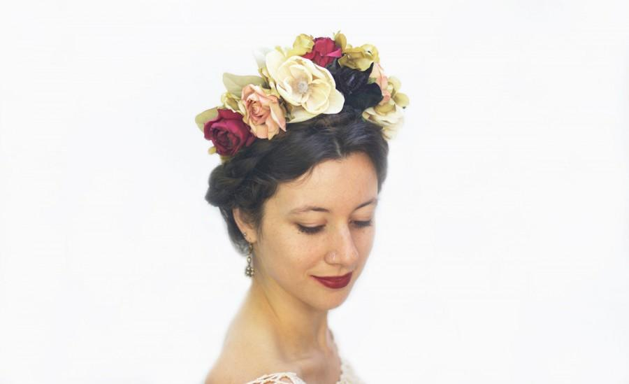 Romantic Flower Crown - Blush Pink 6ad91d4dd58