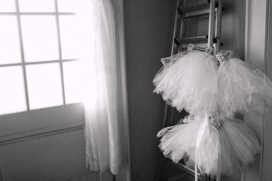 Wedding - Tutu-skirt, Flower girl, Junior Bridesmaid, Tutu, Dress, Special Occasion-Special Order