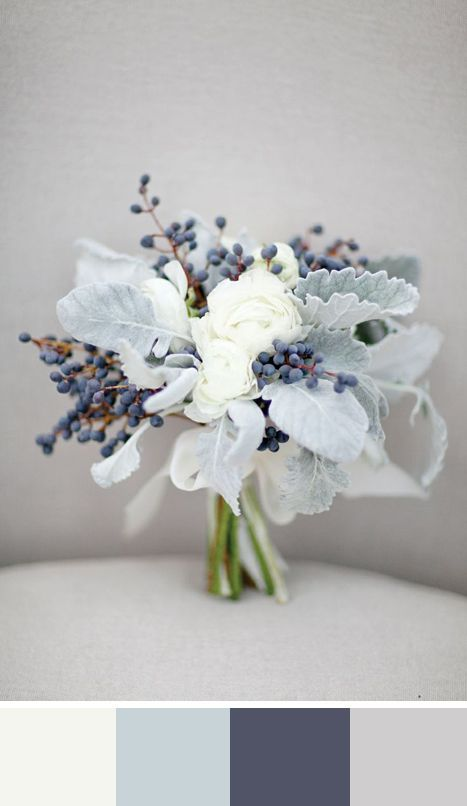5 winter white color palettes for your wedding day 2482531 weddbook 5 winter white color palettes for your wedding day mightylinksfo