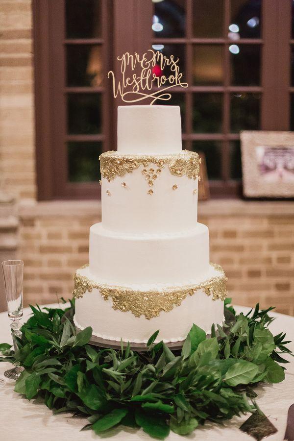 Cake Rustic Elegant Library Themed Wedding 2482710 Weddbook