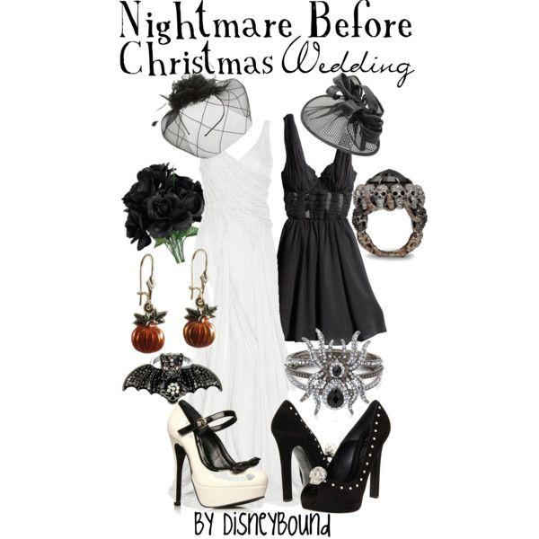 wedding nightmare before christmas wedding